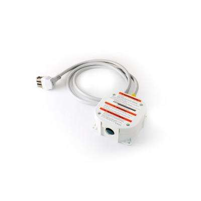 Dishwasher Power Cord with Junction Box Accessory