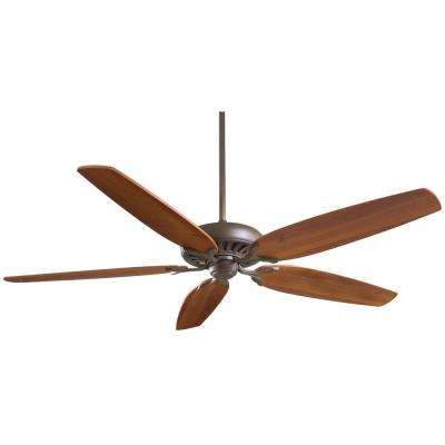 Great Room Traditional 72 in. Indoor Oil Rubbed Bronze Ceiling Fan