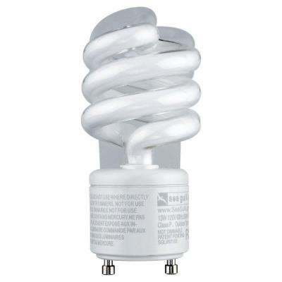 Ambiance 5 in. GU24 13-Watt Bright White (2700K) Fluorescent Light Bulb