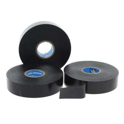 Wire Armour 3/4 in. x 66 ft. 88 Premium Vinyl Tape, Black (10-Pack)