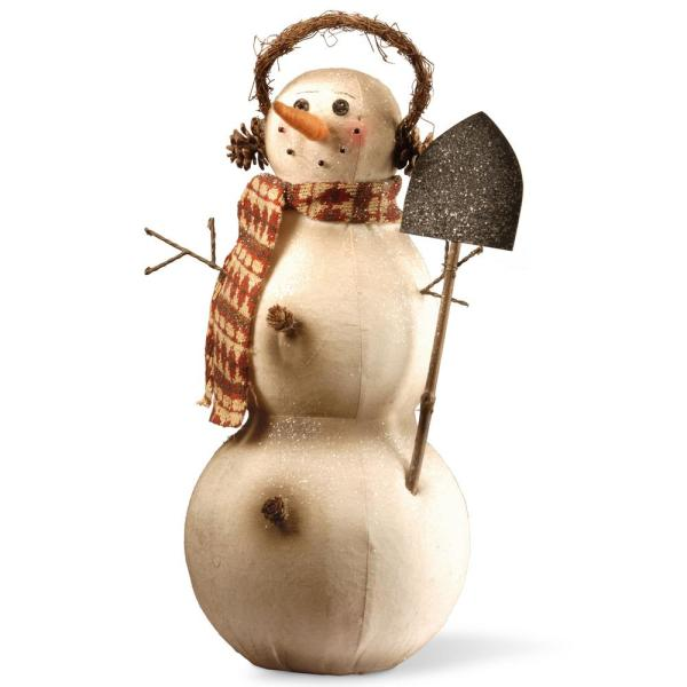21 in. Snowman Decoration