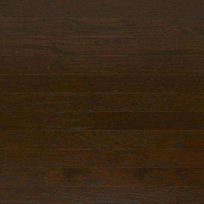 Take Home Sample - Scraped Oak Timber Engineered Click Hardwood Flooring - 5 in. x 7 in.