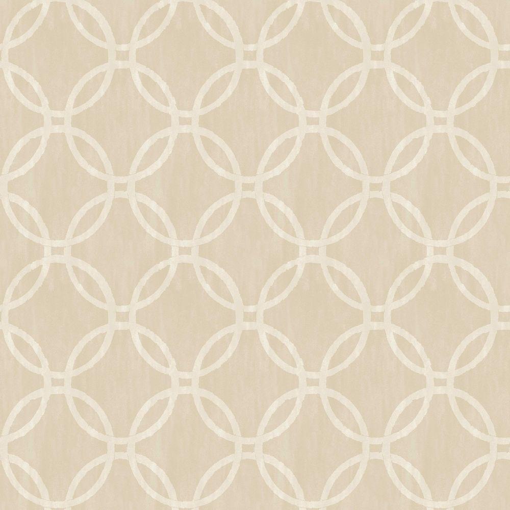 Ecliptic Grey Geometric Wallpaper