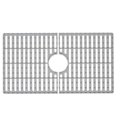 27 in. x 14.75 in. Kitchen Sink Silicon Bottom Grid for Single Basin 30 in. Sink
