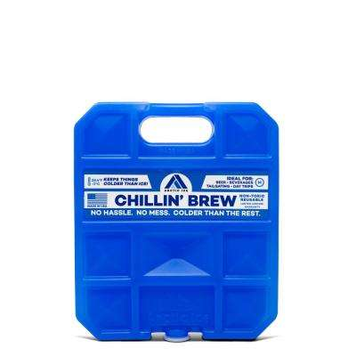 Chillin' Brew Medium Cooler Pack (+28.3 Degrees F)
