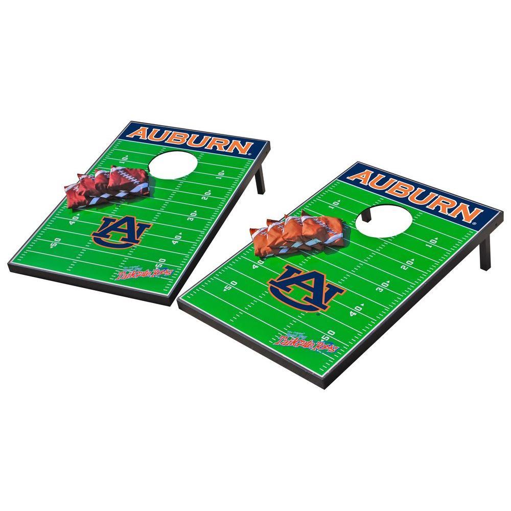 Wild Sports Auburn Tailgate Cornhole Toss