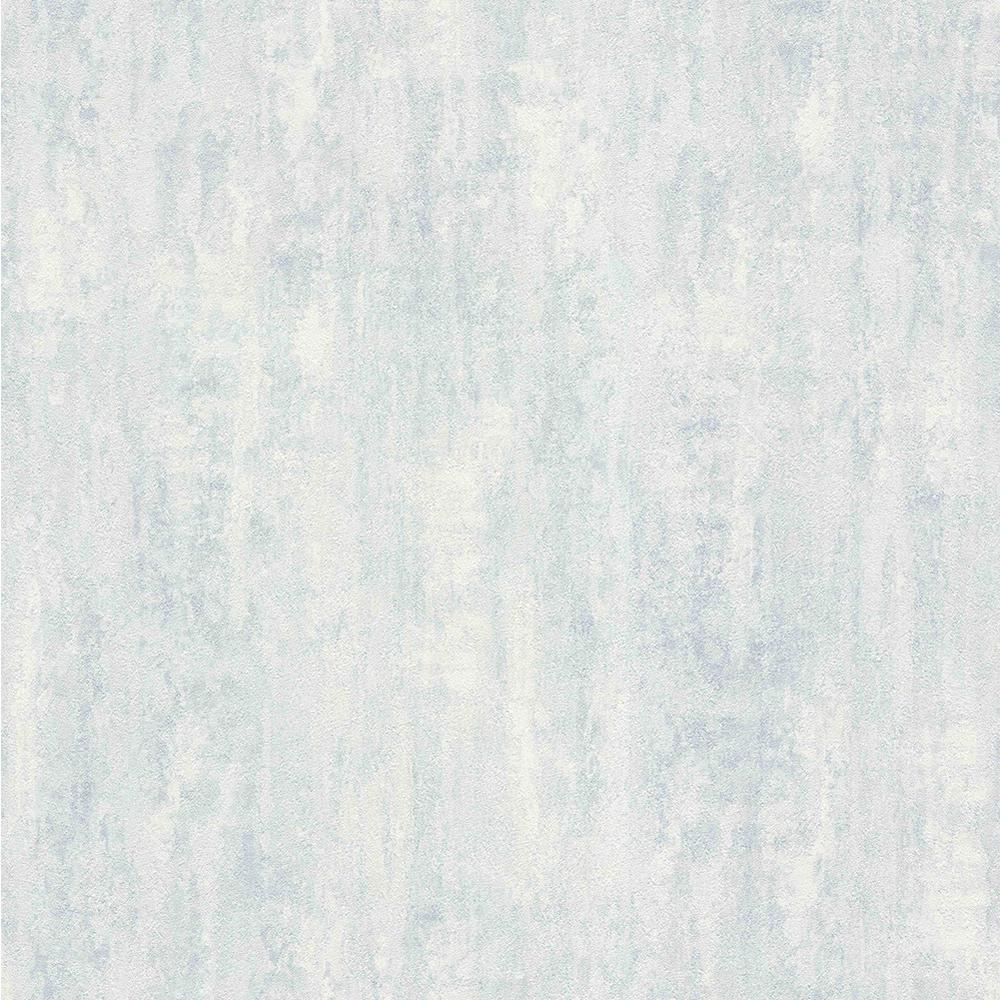 Brewster 8 In X 10 In Unito Light Blue Texture Wallpaper Sample
