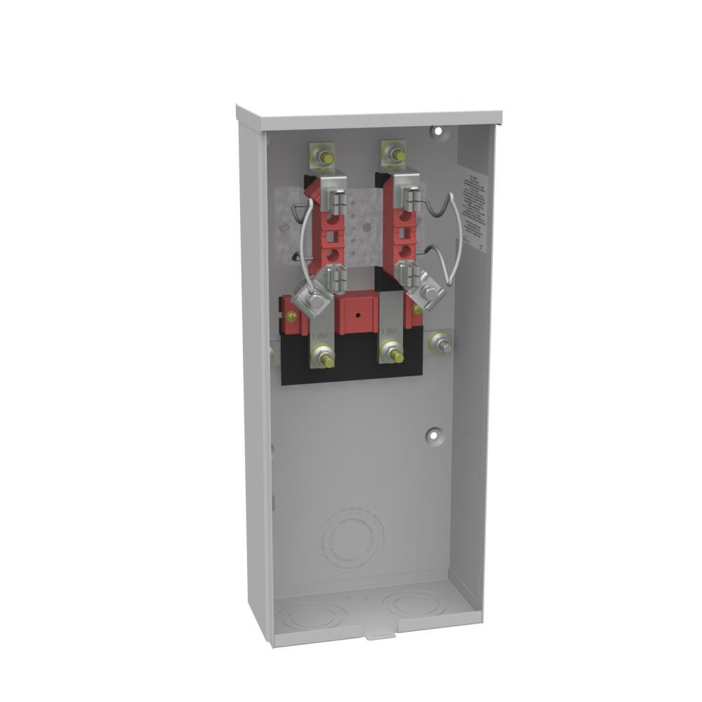 milbank-meter-sockets-r9090-o-64_1000  Amp Meter Socket With Service Disconnect Wiring Diagram on