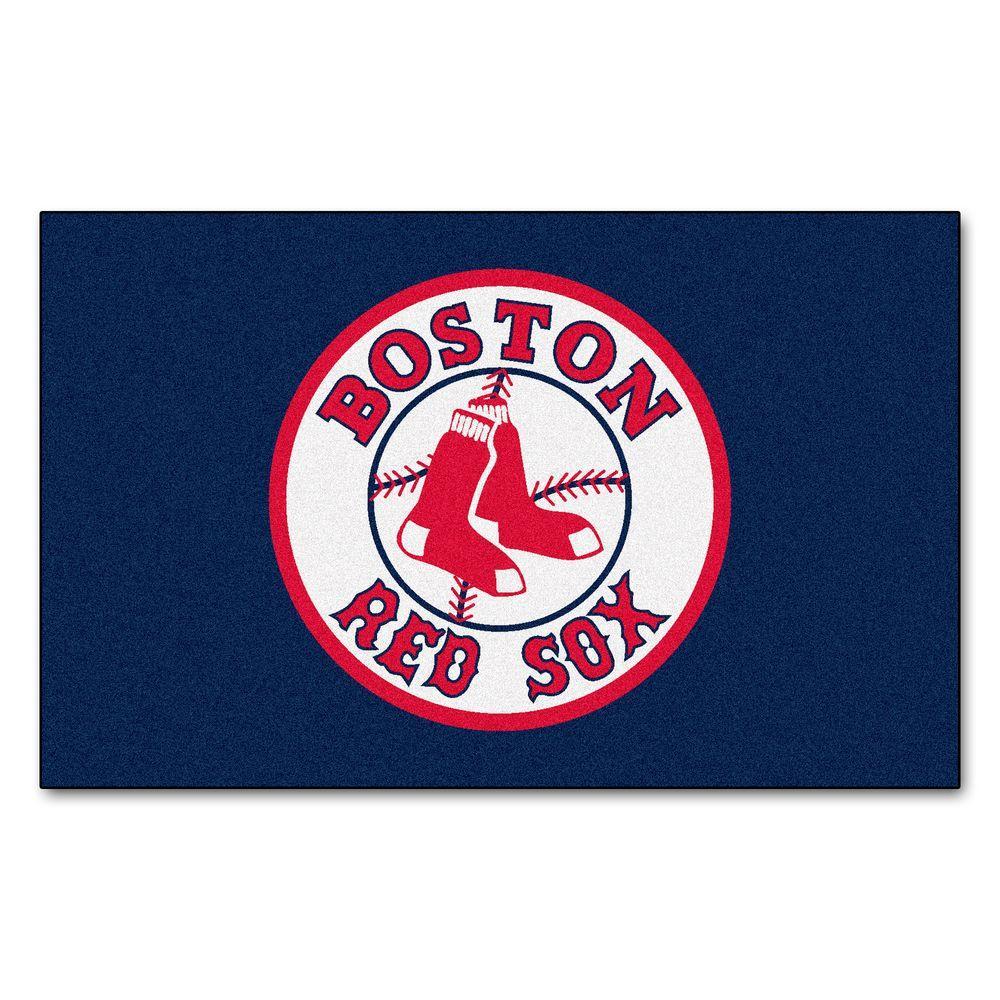 Boston Red Sox 5 ft. x 8 ft. Ulti-Mat