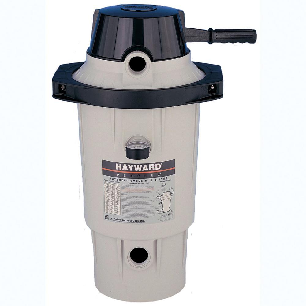 Hayward Perflex 20 Sq Ft D E Pool Filter