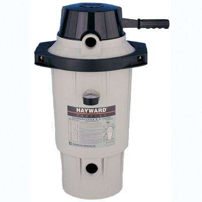 Perflex 20 sq. ft. D.E. Pool Filter