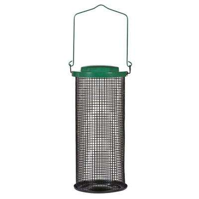 Sunflower Mesh Bird Feeder