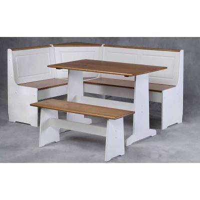 Ardmore 3 Piece Set Corner Breakfast Nook