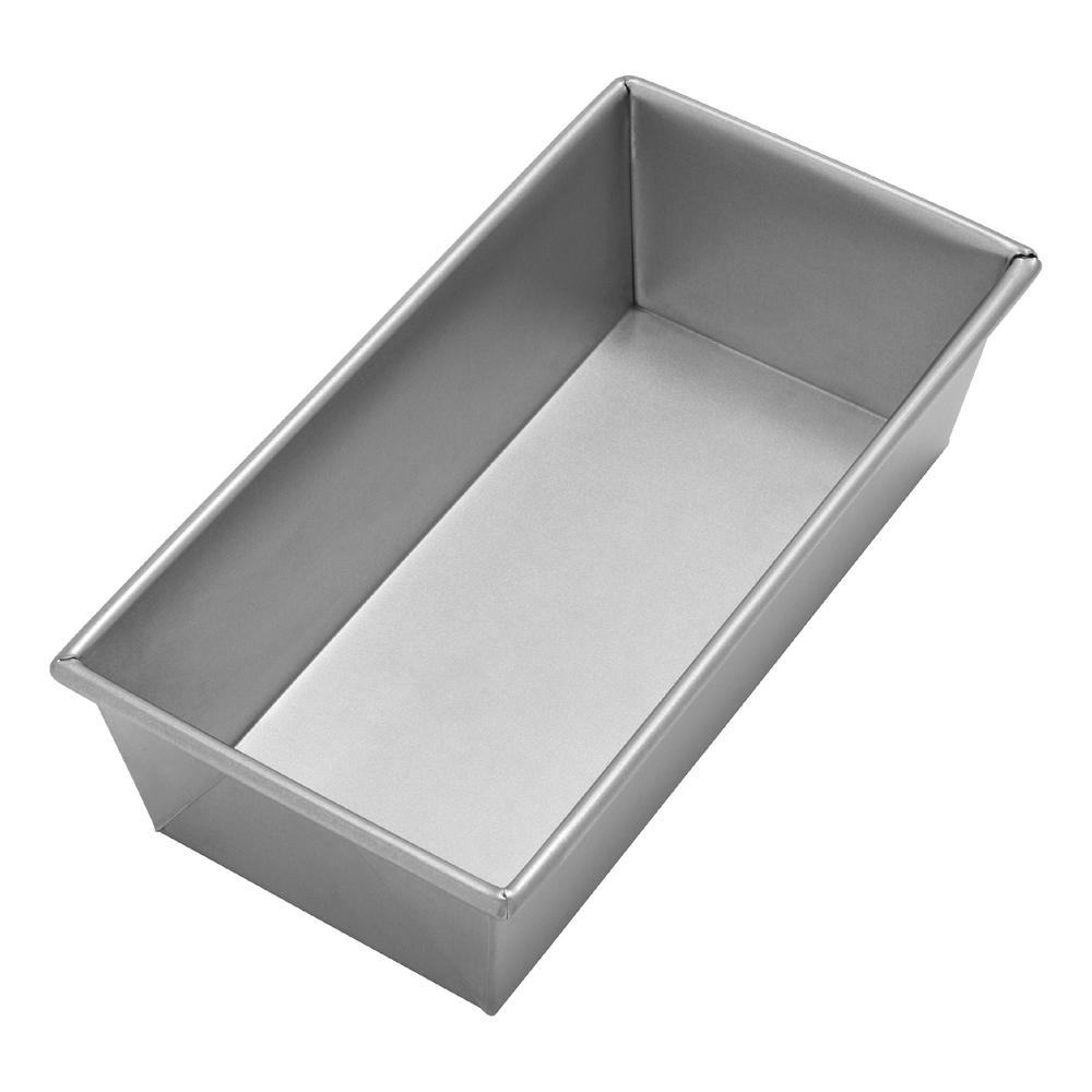 Chicago Metallic Commercial Ii 1 5 Lb Loaf Pan 49091