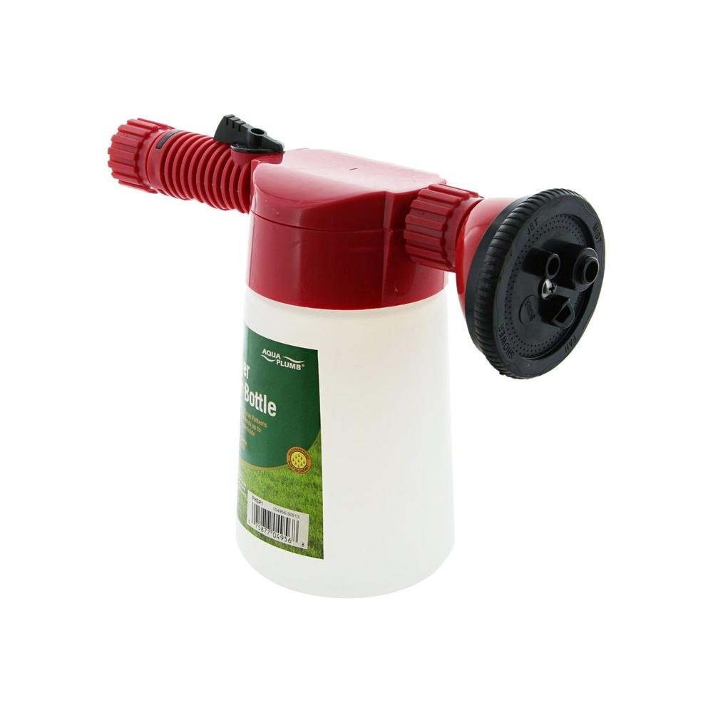 Aquaplumb 3 Pattern Hose End Sprayer Mixer Bottle Phsp1 The Home