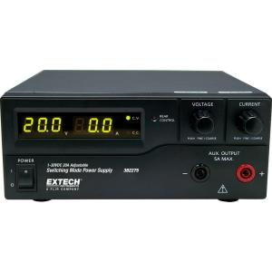 Extech Instruments Laboratory Grade Switching Mode DC Power Supply by Extech Instruments