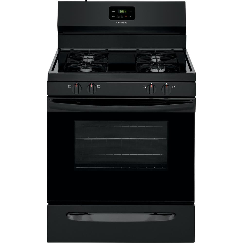 Frigidaire 30 In 5 0 Cu Ft Gas Range With Manual Clean Manual Guide