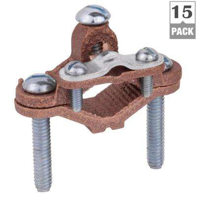 Ground Clamp 1/2 - 1 in. (Case of 15)