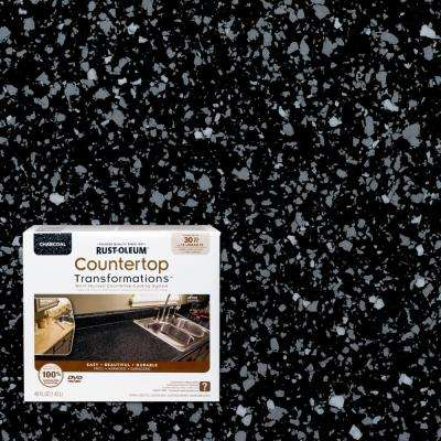 48 oz. Charcoal Small Countertop Kit