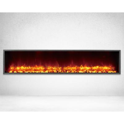 Marvelous Northwest 36 In Led Fire And Ice Electric Fireplace With Interior Design Ideas Grebswwsoteloinfo