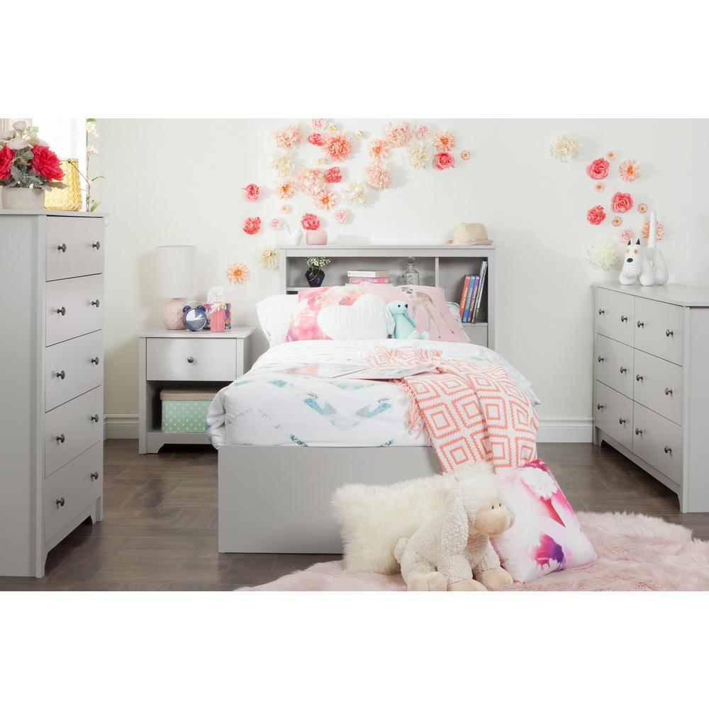 Vito Twin Kids Storage Bed