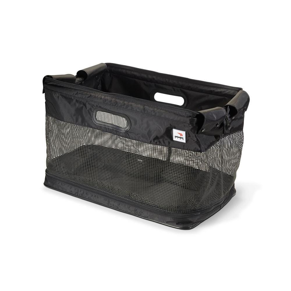 Slatwall 16.5 in. H Large Nylon Expandable Sports Bag