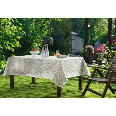 Waverly Alexis Indoor/Outdoor Tablecloth
