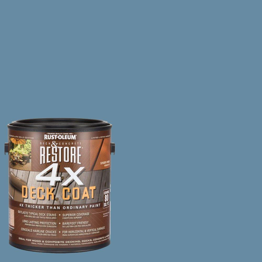 Rust-Oleum Restore 1 gal. 4X Porch Deck Coat
