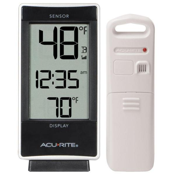 Digital Thermometer with Indoor/Outdoor Temperature