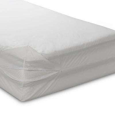 All-Cotton Allergy 12 in. Deep King Mattress Cover
