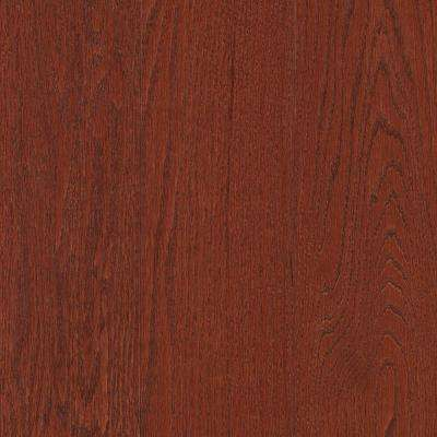 Raymore Oak Cherry 3/4 in. Thick x 5 in. Wide x Random Length Solid Hardwood Flooring (19 sq. ft. / case)