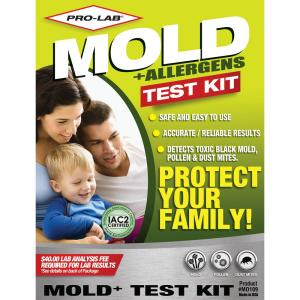 PRO-LAB Mold Test Kit-MO109 - The Home Depot