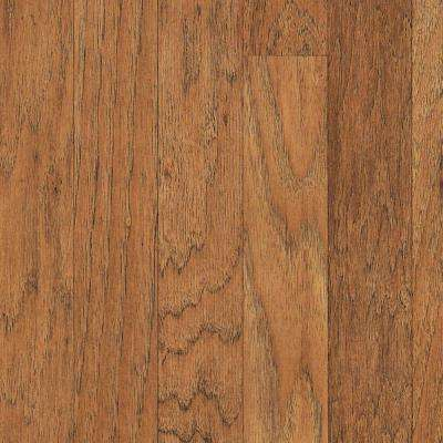 Fairview Suede Hickory Laminate Flooring - 5 in. x 7 in. Take Home Sample