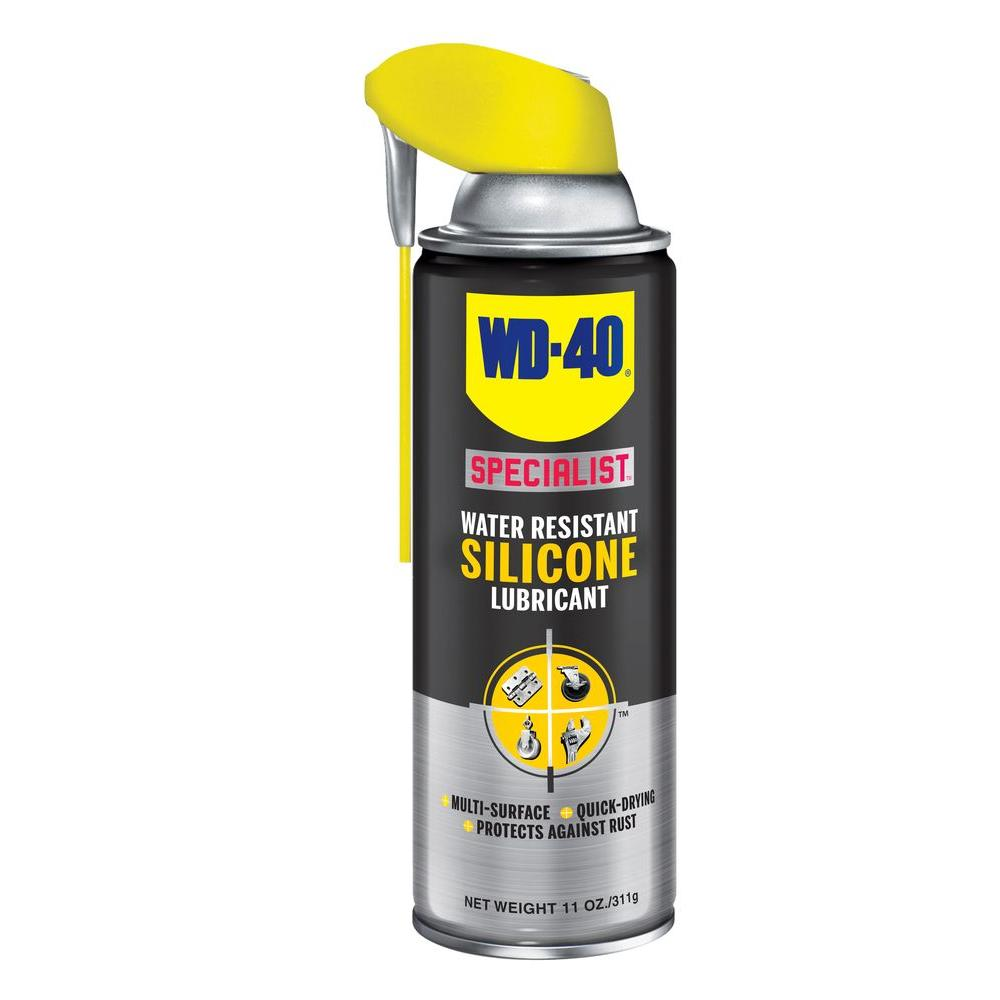 WD-40 SPECIALIST 11 oz. Specialist Silicone