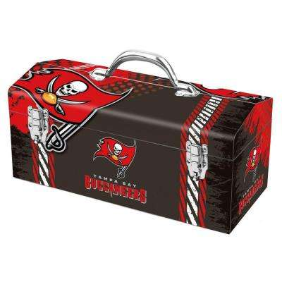 7.2 in. Tampa Bay Buccaneers NFL Tool Box