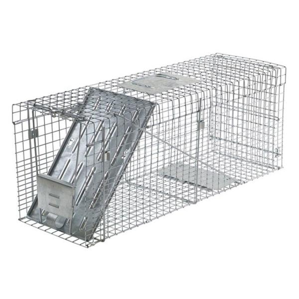 Collapsible Large Animal Cage Trap
