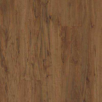 Orange Scratch Resistant Laminate Wood Flooring Laminate