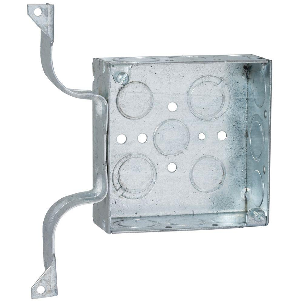 Legrand Wiremold 862 Series 3 4 In 15 Amp Round 2 Outlet