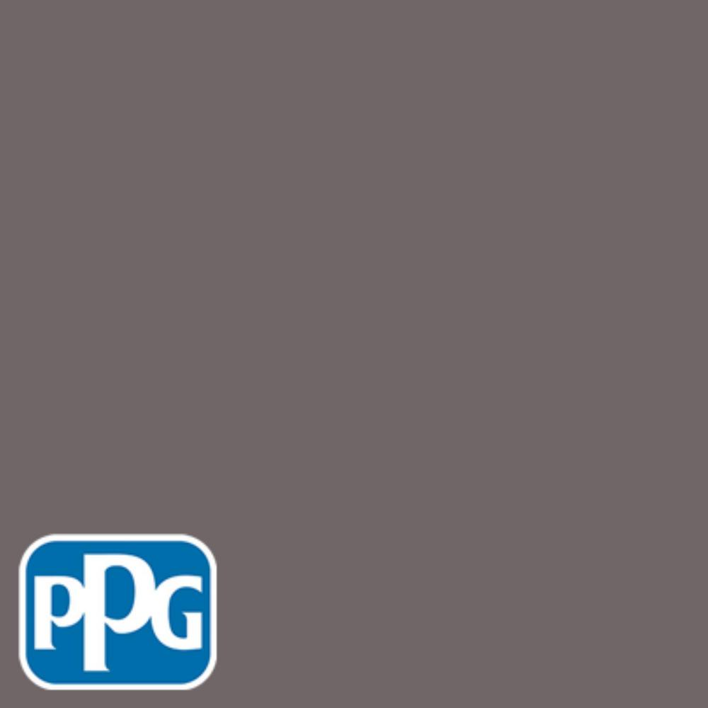 Ppg Timeless 8 Oz Hdppgcn59u Dark Raspberry Taupe Flat Interior Exterior Paint Sample