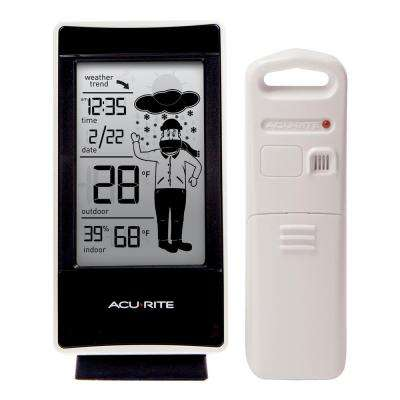 Digital Wireless Character Weather Forecaster