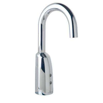 Ultra-Sense Plug-In AC Power Single Hole Touchless Bathroom Faucet in Polished Chrome