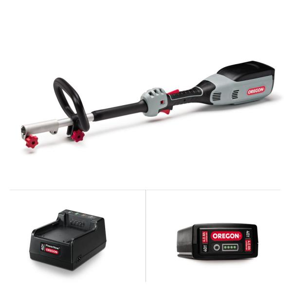 Cordless Multi-Attachment Powerhead A6 Kit with 4.0Ah Battery and Standard Charger (No Attachments)