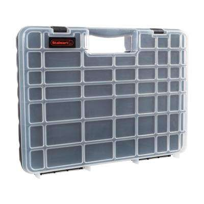 55-Compartment Portable Small Parts Organizer