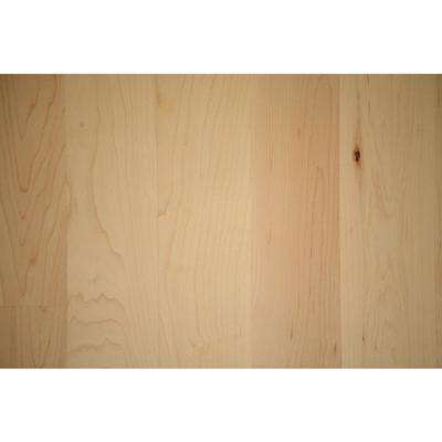 Take Home Sample-Classic Hardwoods Maple Natural Engineered Hardwood Flooring - 7.5 in. x 8.5 in.