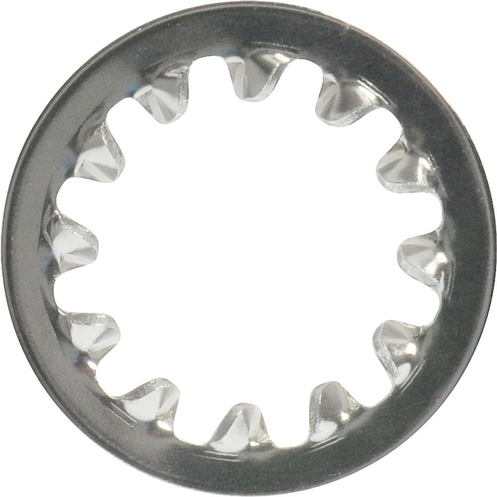 The Hillman Group #4 Stainless-Steel Internal Tooth Lock Washer (70-Pack)
