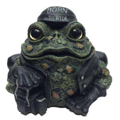 8-1/2 in. Born to Ride Toad Statue