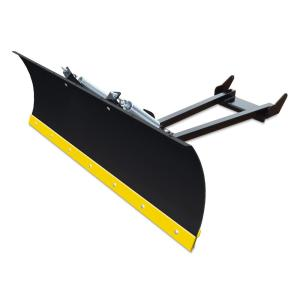 Click here to buy Champion Power Equipment 50 inch x 16 inch Universal Snow Plow System for ATVs by Champion Power Equipment.