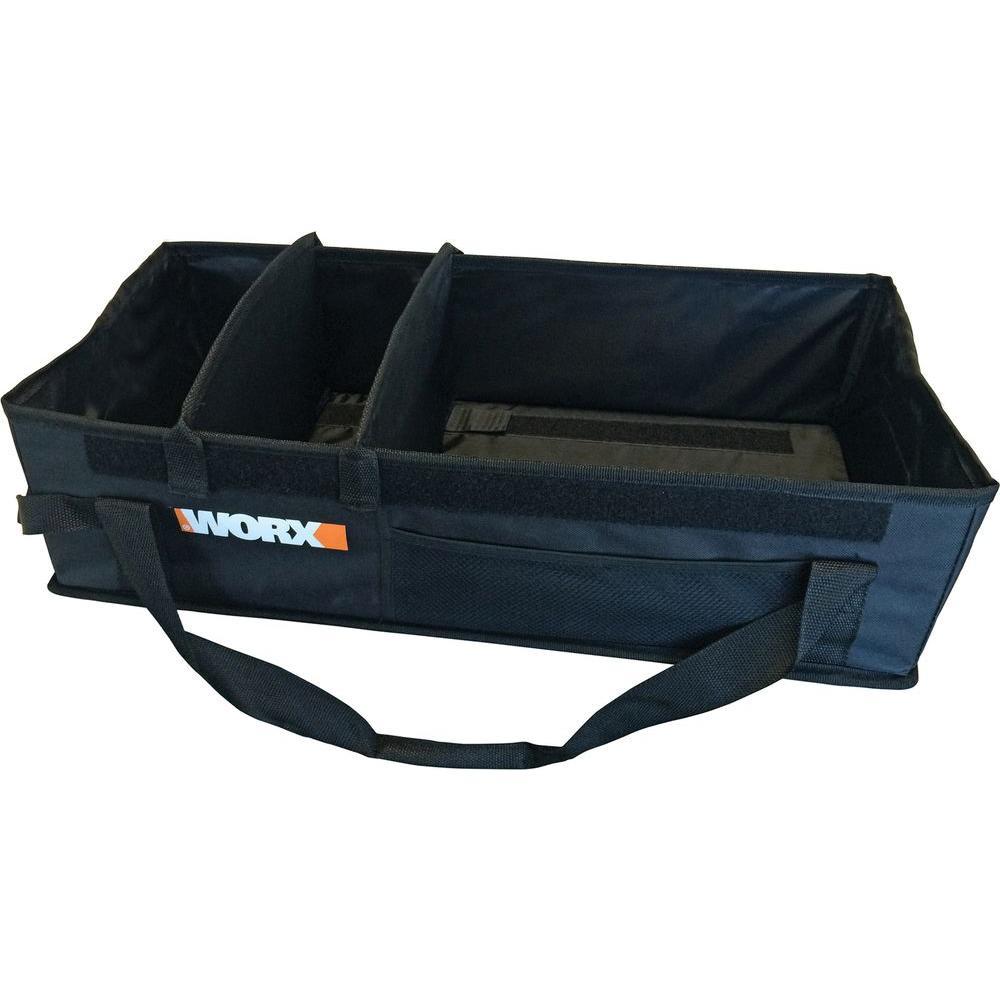 Worx Aerocart Tub Organizer