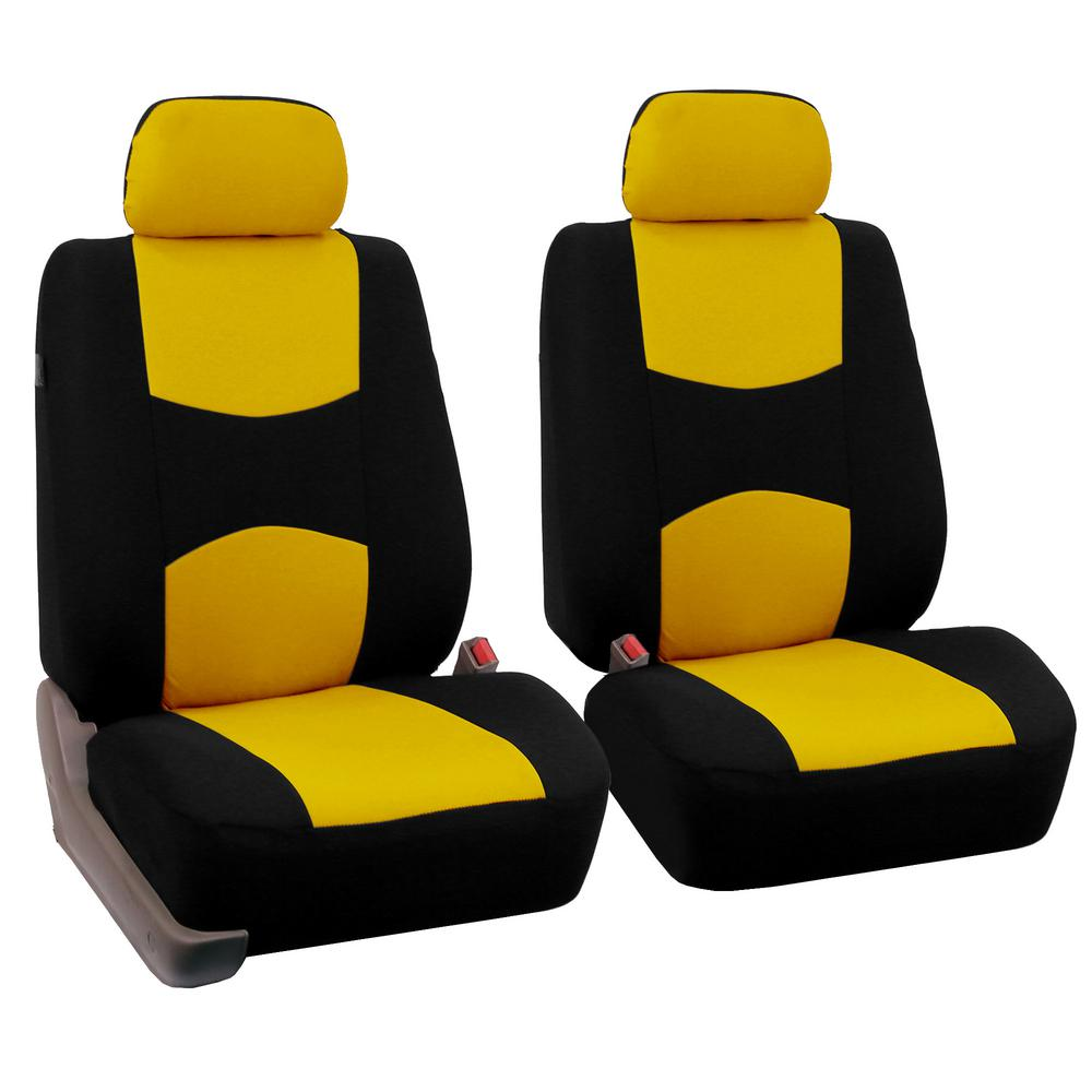 Prime Fh Group Flat Cloth 47 In X 23 In X 1 In Half Set Front Seat Covers Bralicious Painted Fabric Chair Ideas Braliciousco