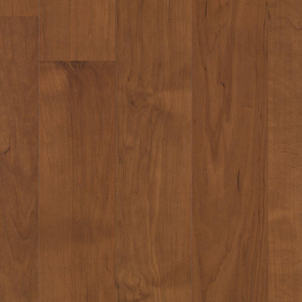 Mohawk Brentmore Toasted Alder Laminate Flooring - 5 in. x 7 in. Take Home Sample